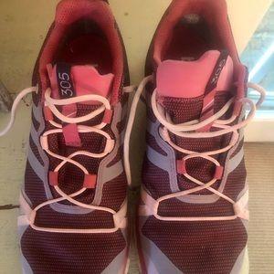 Adidas trail shoe - size 8.5